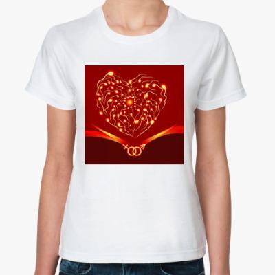 Классическая футболка Секс