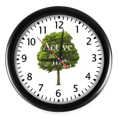 Настенные часы Active Life