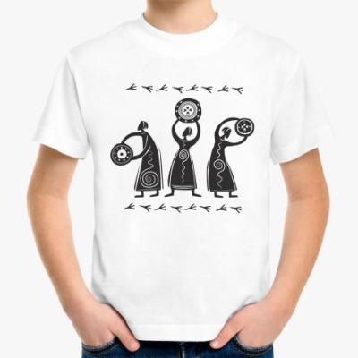 Детская футболка ШАМАНЫ