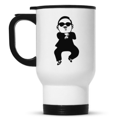 Кружка-термос Gangnam style