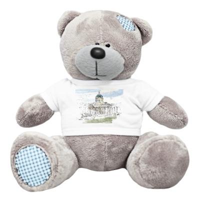 Плюшевый мишка Тедди Казанский собор. Питер