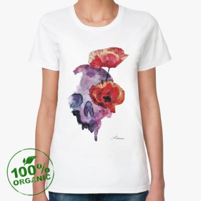 Женская футболка из органик-хлопка Сон Элли