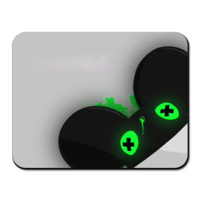 Коврик для мыши  deadmau5#2