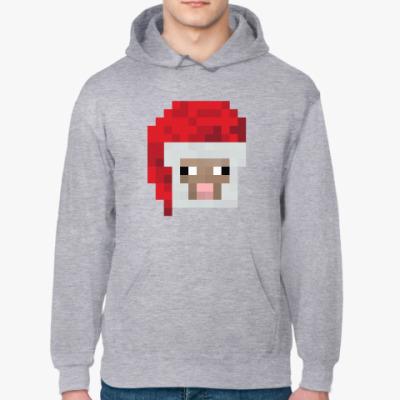 Толстовка худи Знаменитая овечка из Minecraft