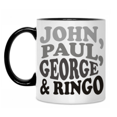 John.Paul.George&Ringo