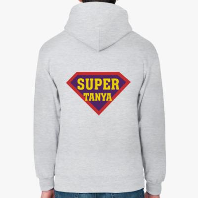 Толстовка худи Таня