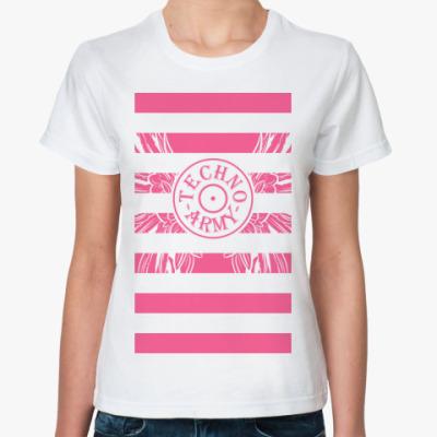 Классическая футболка TechnoArmy