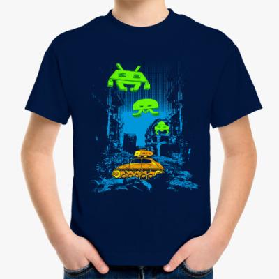 Детская футболка Space Invaders