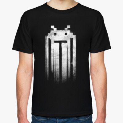 Футболка Space Invaders Punisher