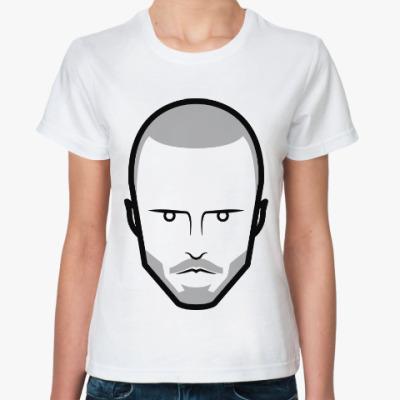 Классическая футболка Джесси Пинкман