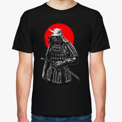 Футболка Мертвый самурай