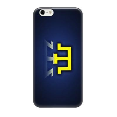 Чехол для iPhone 6/6s Флаг крымских татар
