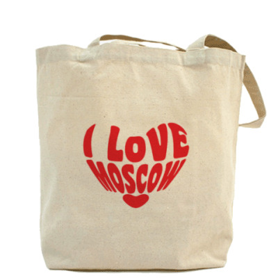 'I love Moscow'