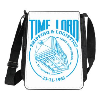 Сумка-планшет Time Lord