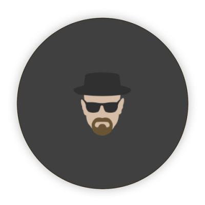 Костер (подставка под кружку) Heisenberg