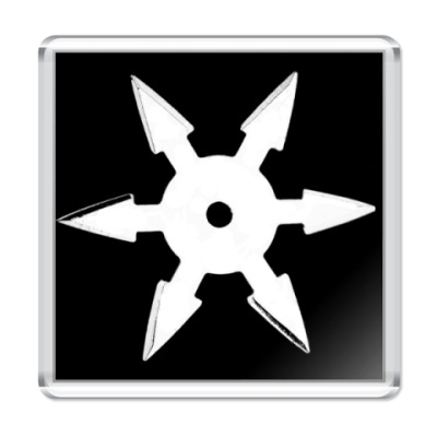 Магнит   Shuriken
