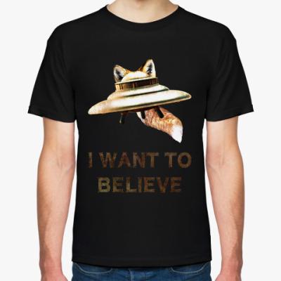 Футболка Fox Flying Object