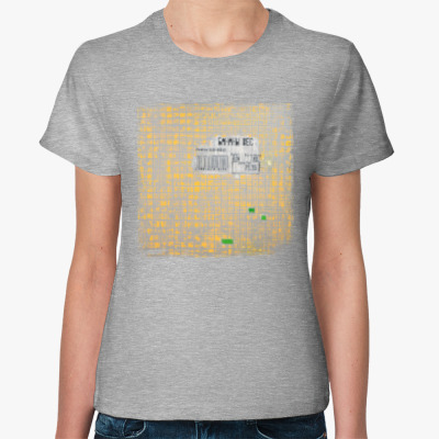 Женская футболка By Alex Miro design