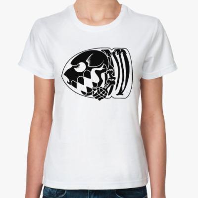 Классическая футболка Пуля