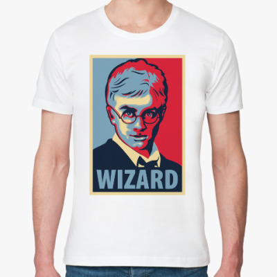 Футболка из органик-хлопка Wizard