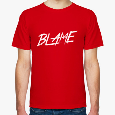 Футболка Blame