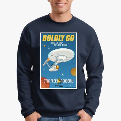 Свитшот Star Trek Boldly Go