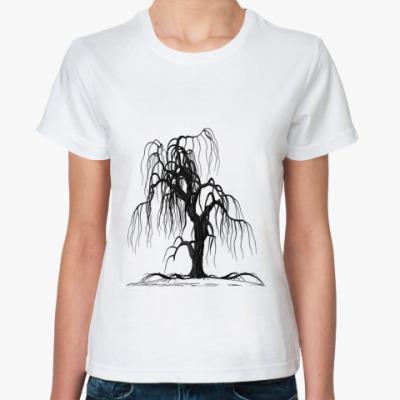 Классическая футболка  Tree