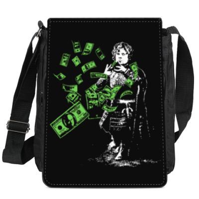 Сумка-планшет Тирион и деньги