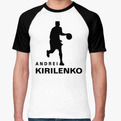Футболка реглан Андрей Кириленко