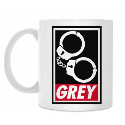 Кружка 50 оттенков серого (Fifty Shades of Grey)