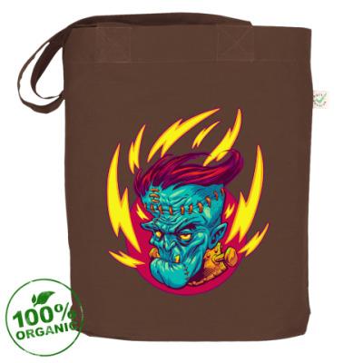 Сумка Франкенштейн в огне