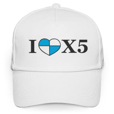 Кепка бейсболка I love X5