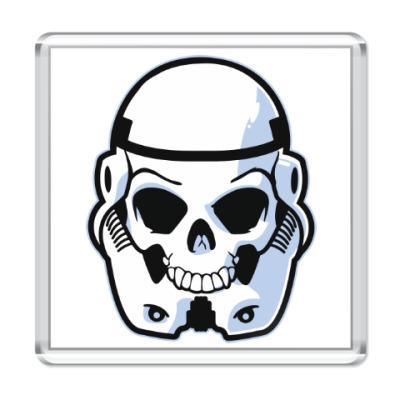 Магнит Trooper Skull