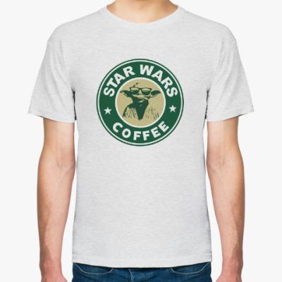 Футболка Star Wars VII coffee