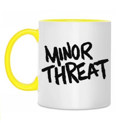 Кружка Minor threat
