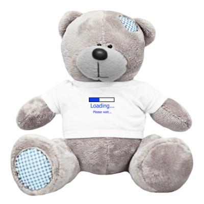 Плюшевый мишка Тедди Загрузка