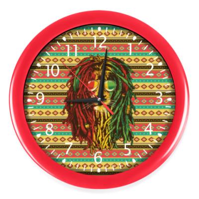 Настенные часы Rasta Лев