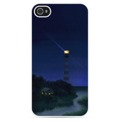 Чехол для iPhone Свет маяка