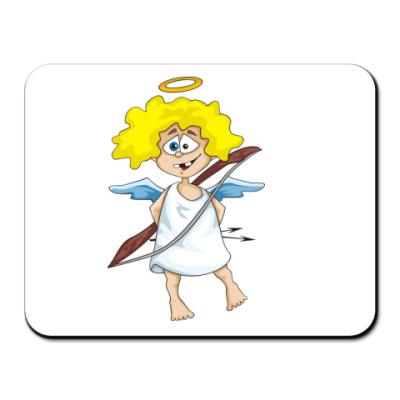 Коврик для мыши Ангел