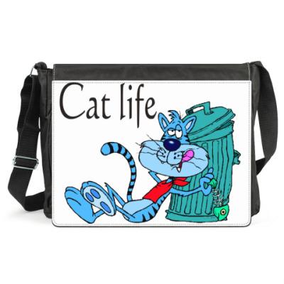 Сумка Кошачья жизнь