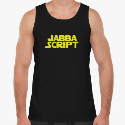 Майка Jabba script