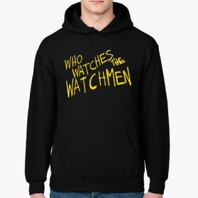 Толстовка худи Хранители / Who Watches The Watchmen?