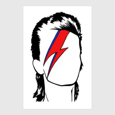 Постер David Bowie