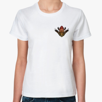 Классическая футболка Frog
