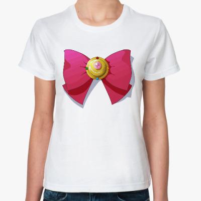 Классическая футболка Сейлор Мун