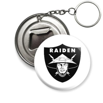 Брелок-открывашка Raiden Raiders