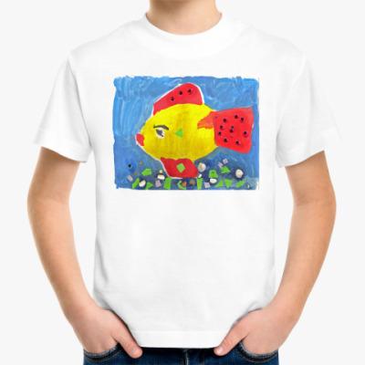 Детская футболка  Детское творчество