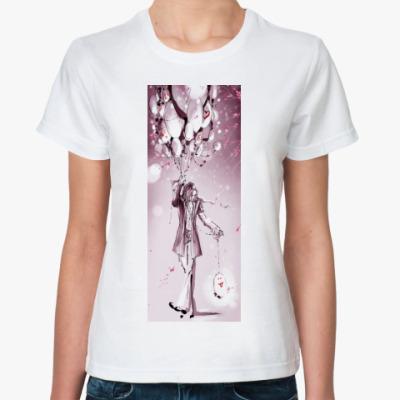 Классическая футболка  Аои