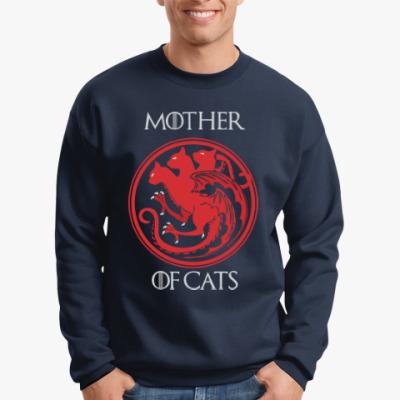 Свитшот Игра престолов коты