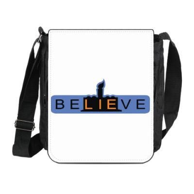 Сумка на плечо (мини-планшет) BeLIEve